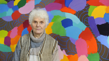 Magyar festmény került a párizsi Centre Pompidou gyűjteményébe