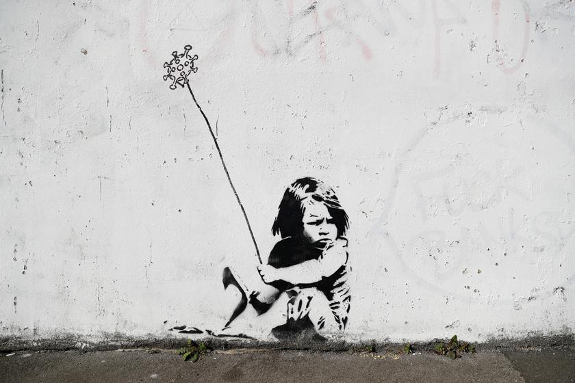 Érdekességek a 21. század legtitokzatosabb művészéről, Banksyról: máig titok, ki áll valójában a név mögött