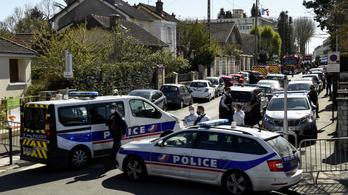 A munkahelyén öltek meg egy francia rendőrnőt