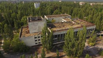 A világörökség része lehet Csernobil