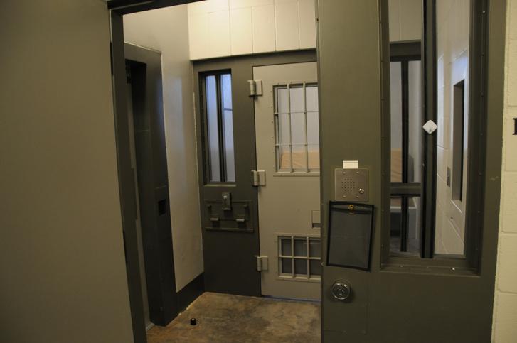 Az oak park heightsi börtön különleges biztonságú körlete