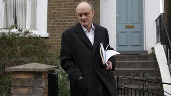 Kitálal az egykori főtanácsadó, kínos helyzetben a brit miniszterelnök