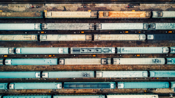 Szuez után: a szibériai hal vasúton megy Németországba