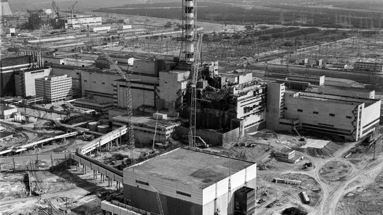 Mázlija volt Magyarországnak Csernobil sugárzó felhőivel