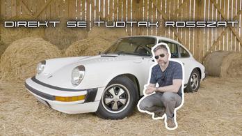 Teszt: Porsche 912E 1976