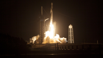 Megérkezett a SpaceX a Nemzetközi Űrállomásra