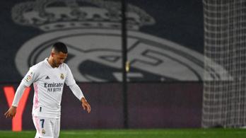 Ismét kibabrált mumusa a Real Madriddal
