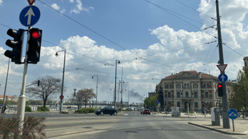 Tűz ütött ki egy IX. kerületi ipartelepen