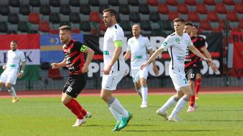 Kilenc gólt lőtt Budafokon a Paks