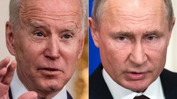 Júniusban találkozhat Biden és Putyin