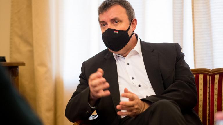 Palkovics László az Indexnek: A Fudan építésének nincs B-terve