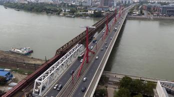 Forgalomra kész Magyarország legokosabb hídja