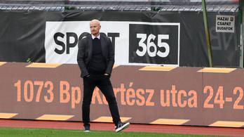 Lemondott Csizmadia Csaba, a Budafok edzője