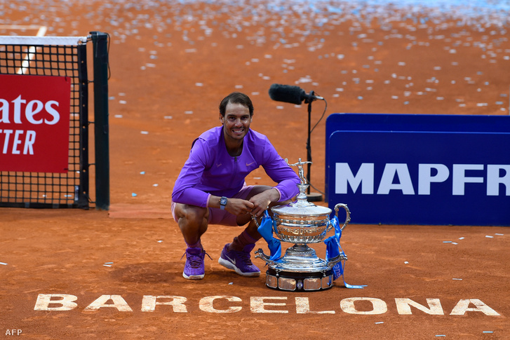 Nadal 12. alkalommal nyert Barcelonában