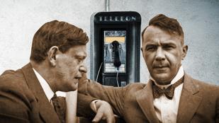 Mesterfokon űzte a telefonbetyárkodást a múlt század legkedveltebb írópárosa