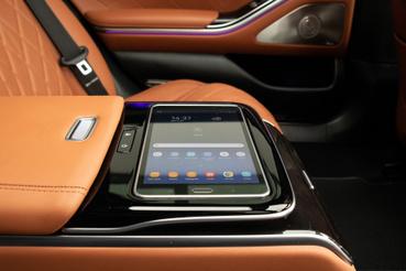 Samsung tablet, öreg Androiddal