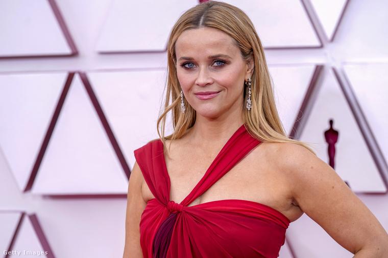 Reese Witherspoon a legjobb animációs film és rövidfilm díjait adta át.