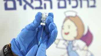 Szívproblémák miatt vizsgálják a Pfizer oltását Izraelben