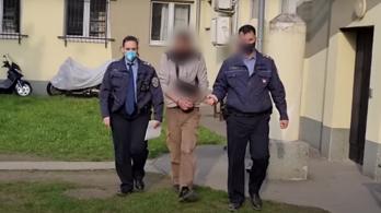 Négyszeresen körözött elítéltet fogtak el a rendőrök Budaörsön
