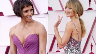 Íme, így néztek ki a hírességek az idei Oscar-gálán