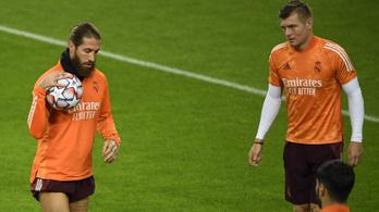 Jó híreket kapott a Real a Chelsea elleni párharc előtt