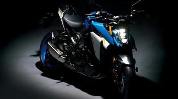Bemutatták az új Suzuki GSX-S1000-t