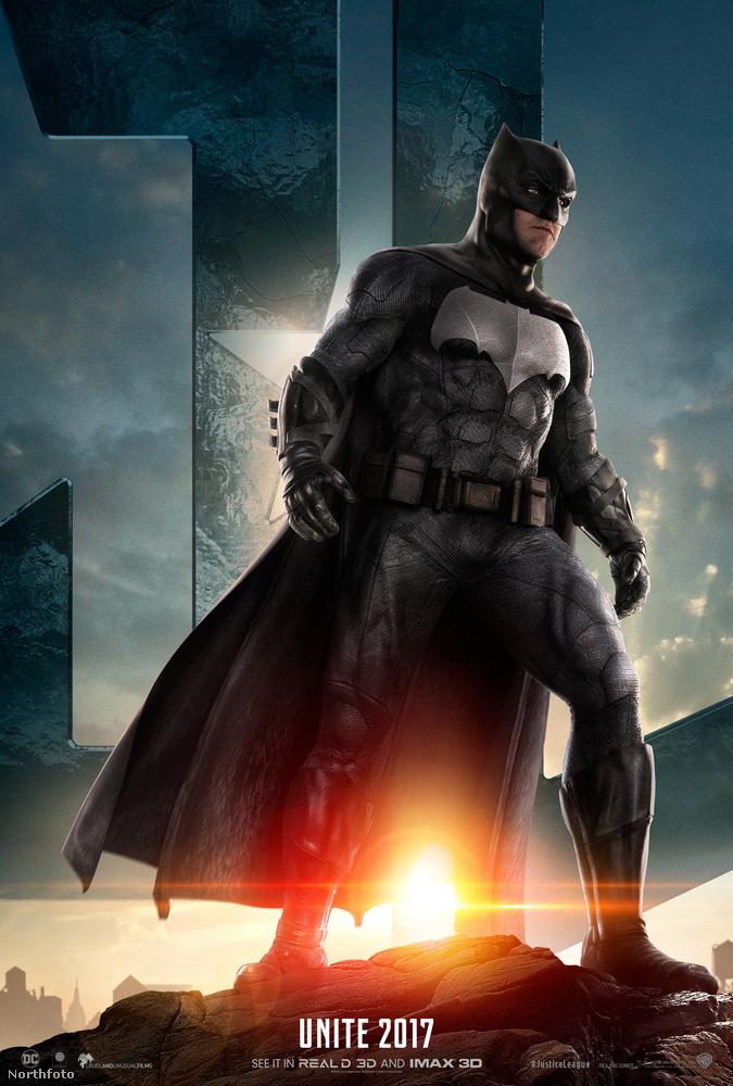 hogy nemrég még az apja, Ben Affleck alakította Batmant, vagyis gyakorlatilag apu ősi ellenségének szerepét játssza.