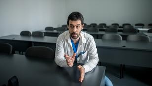 Kemenesi Gábor: a járványnak nincs vége, amíg mindenhol nincs vége