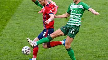 Két futballistájával is hosszabbított a Ferencváros