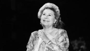 Meghalt Christa Ludwig