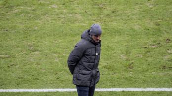 Menesztette edzőjét a pocsék formában lévő Bundesliga-csapat