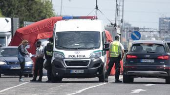 Lazítottak a határátlépési szabályokon Szlovákiában