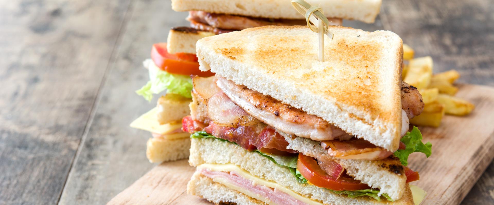 klub szendvics cover