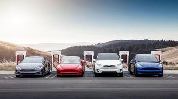 Újabb nyereséges negyedévet jelentett a Tesla