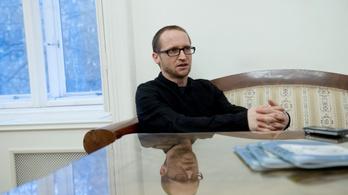 Demeter Szilárd a Diákvárosba vinné az Országos Széchényi Könyvtárat