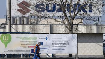 Oltópontot alakítanak ki a Magyar Suzuki esztergomi üzemében