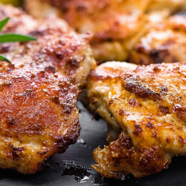 Vajpuha csirkecomb rozmaringgal sütve - Friss zöldfűszerrel lesz az igazi