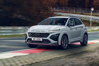 Bemutatták a Hyundai sportos terepjáróját