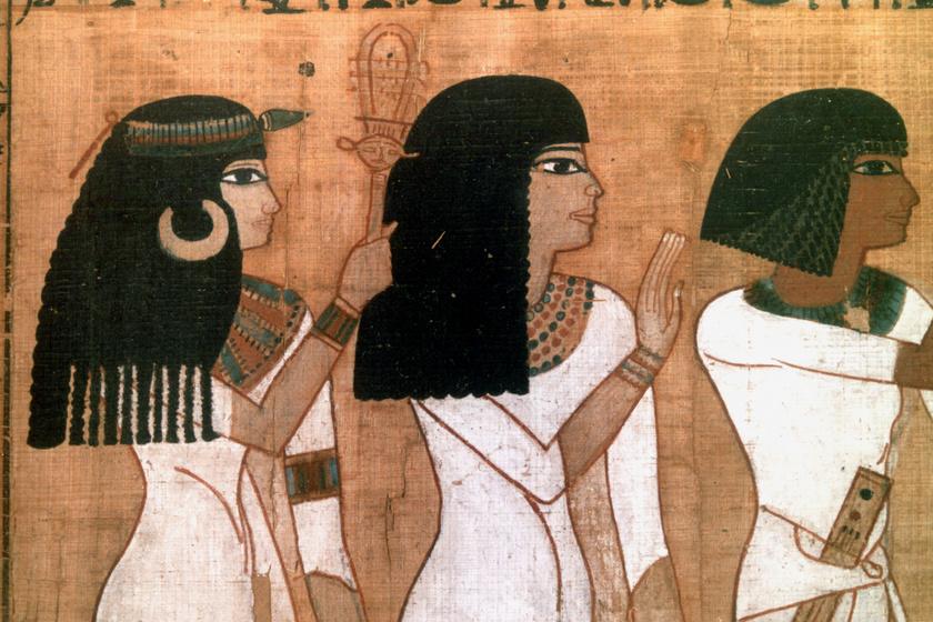 Ilyen volt nőnek lenni az ókori Egyiptomban: nagyon más volt az asszonyok helyzete, mint a korabeli társadalmakban