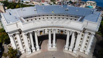 Folytatódik az ukrán-orosz kiutasítós ping-pong