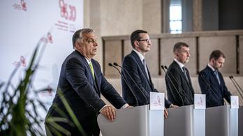 Orbán Viktor meggátolta a V4 keményebb fellépését Oroszországgal szemben