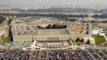 A Pentagon postafiókcégéé az internet legnagyobb darabja