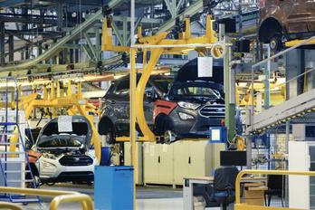 Új típust kap a Ford romániai üzeme