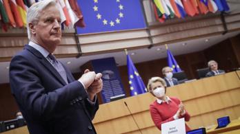 A Brexit-egyezségről szavaznak az Európai Parlamentben