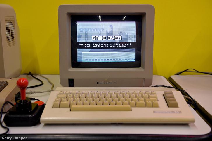 A nyolcvanas évek legendás gépe: a Commodore 64