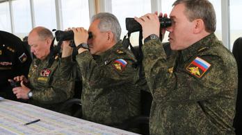 Az oroszok szerint Amerika és a NATO gerjeszt feszültséget Európában