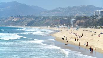 Akár hétszáz tonna rovarmérget is rejthet az óceán Los Angeles közelében