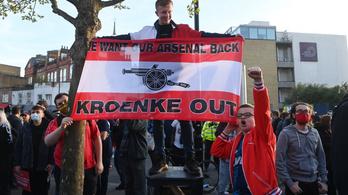 Nem lesz tulajdonosváltás az Arsenalnál