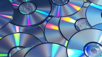 Lényegében felszívódtak a hamis CD-k és DVD-k