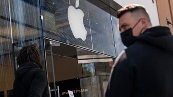 Monopóliumért bírságolták az oroszok az Apple-t